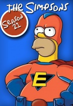 The Simpsons saison 21